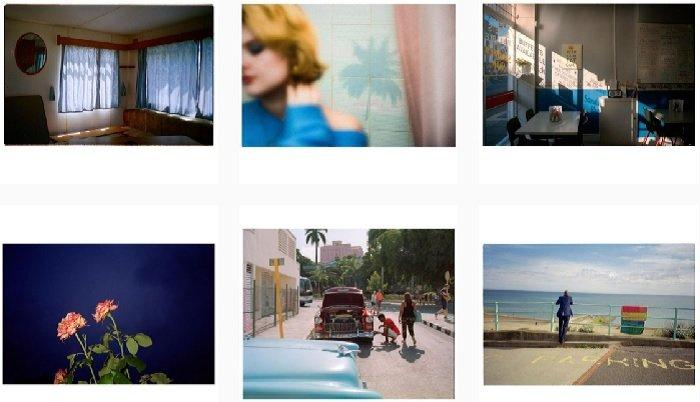 examples of Ian Howorth's film photography portfolio