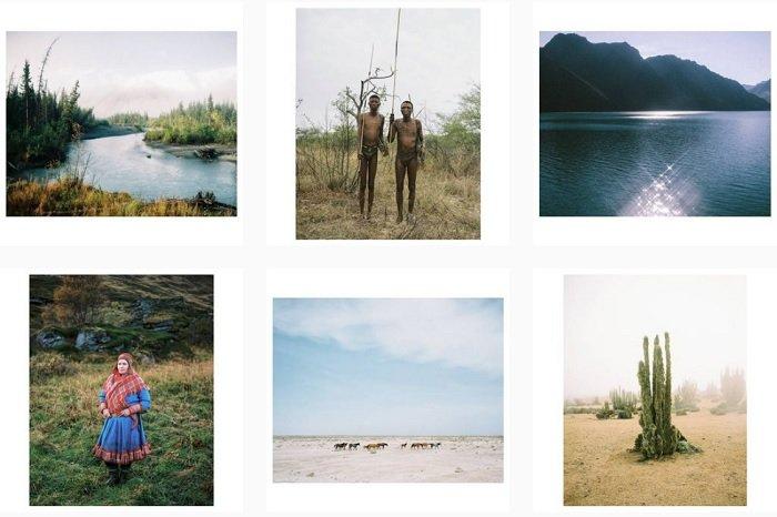 example images of Michael Novotny's film photography portfolio