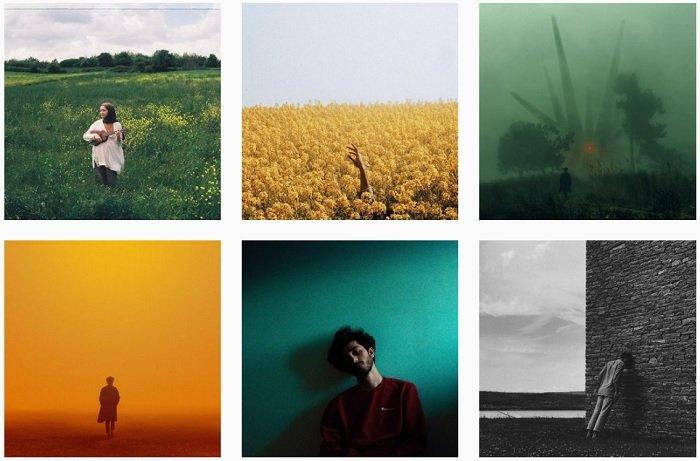 example images of Muhammed Ali Arslan's film photography portfolio