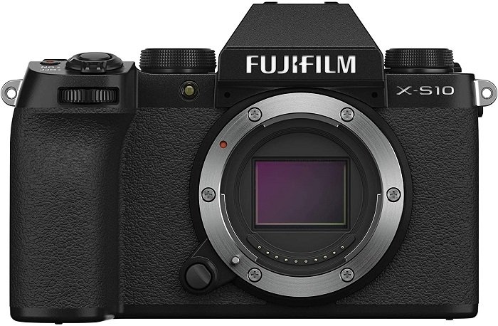 best cameras for travel 2021 enthusiast Fujifilm X-S10