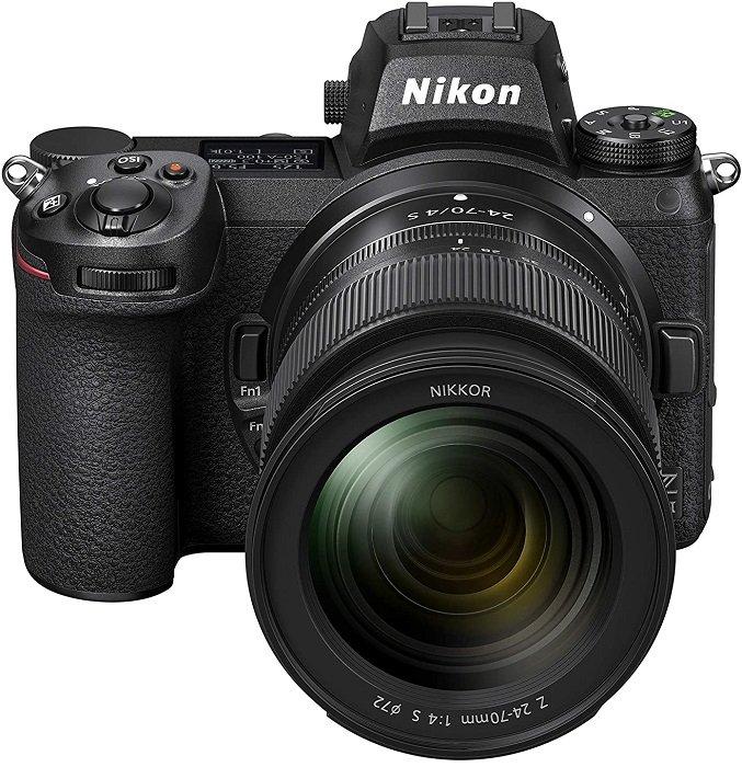 best mirrorless cameras for travel 2021 professional Nikon Z7 II