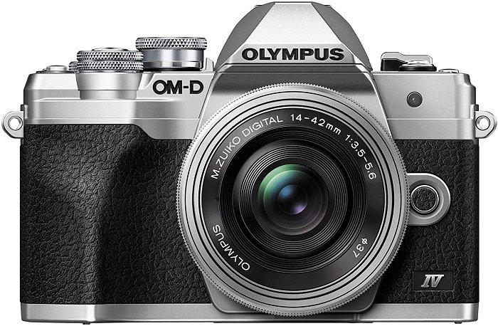 best mirrorless cameras to travel 2021 Olympus OM-D E-M10 Mark IV