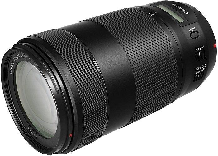 Canon EF 70-300mm telephoto lens
