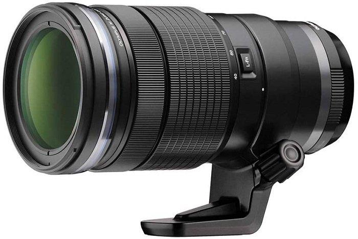 Olympus 40-150mm telephoto lens