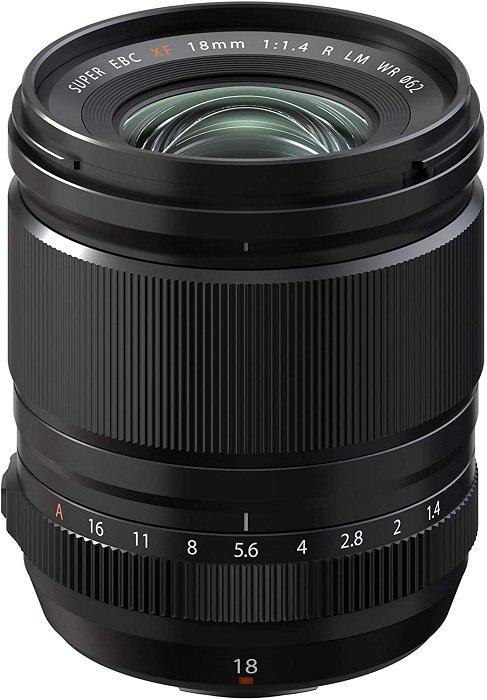 富士侬xf18mm f/1.4 R LM WR定焦镜头-最好的富士X贴装镜头