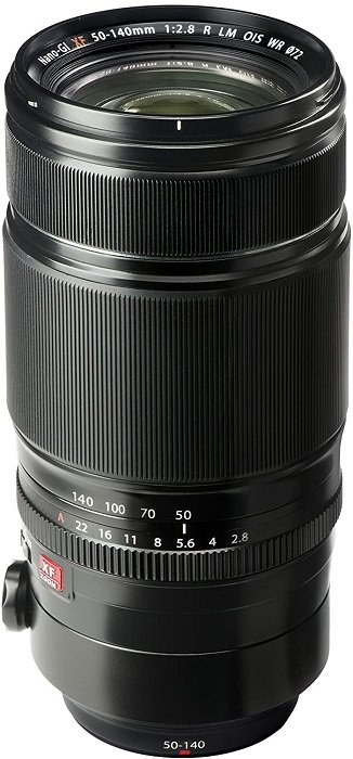 富士侬xf50 -140mm f/2.8 R LM OIS WR -最好的富士长焦变焦镜头