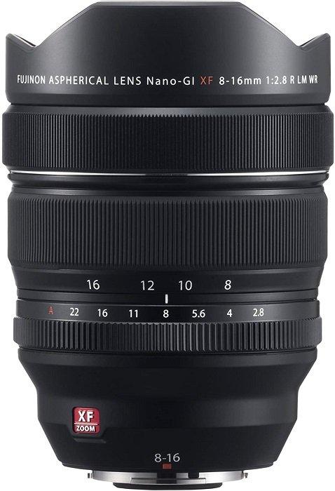 富士胶片XF 8-16mm f/2.8 R LM WR–最佳富士变焦镜头