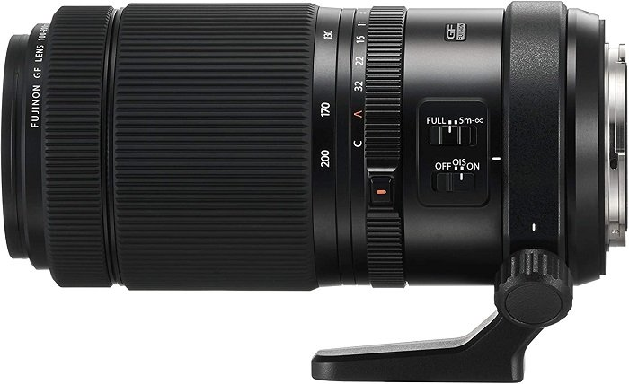 富士GF 100-200mm f/5.6 R LM OIS WR变焦镜头-最好的富士GFX镜头