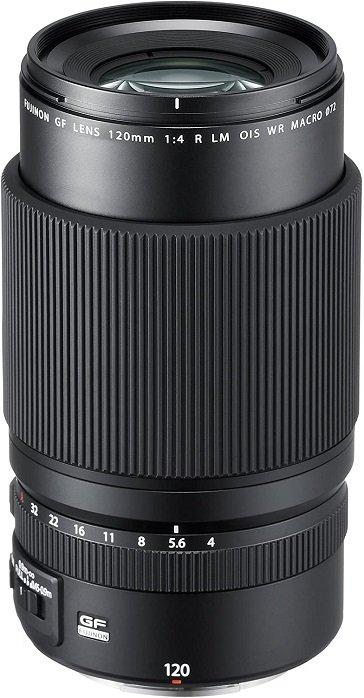 富士侬GF 120mm f/ 4r LM OIS WR定焦镜头-最好的富士胶片GFX镜头