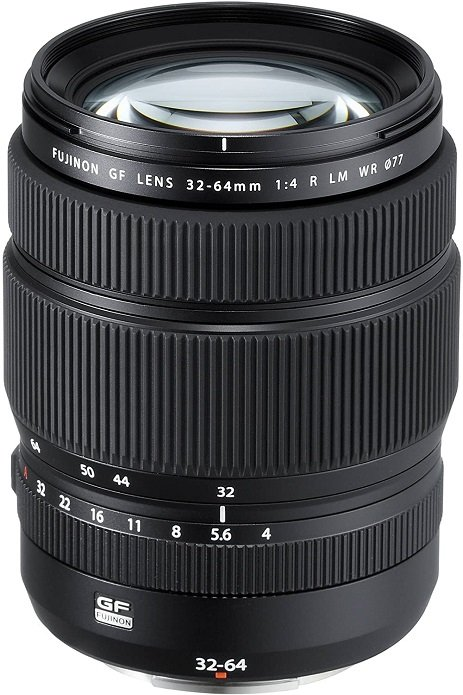富士侬GF 32-64mm F/ 4r LM WR变焦镜头-最好的富士GFX镜头