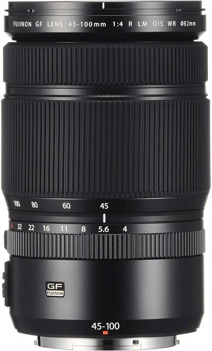 富士侬GF 45-100mm F/ 4r LM WR变焦镜头-最好的富士GFX变焦镜头