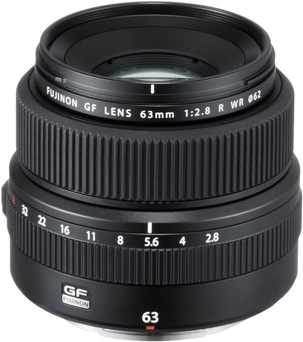富士侬GF 63mm f/2.8 R WR定焦镜头-最好的富士GFX镜头