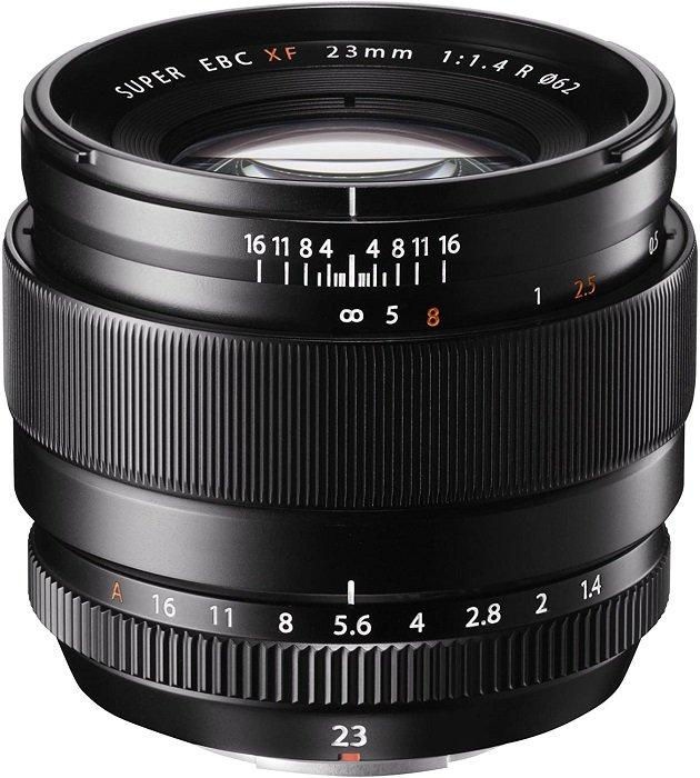 Fujinon XF 23mm f/1.4 R主镜头–最佳Fujifilm X安装镜头