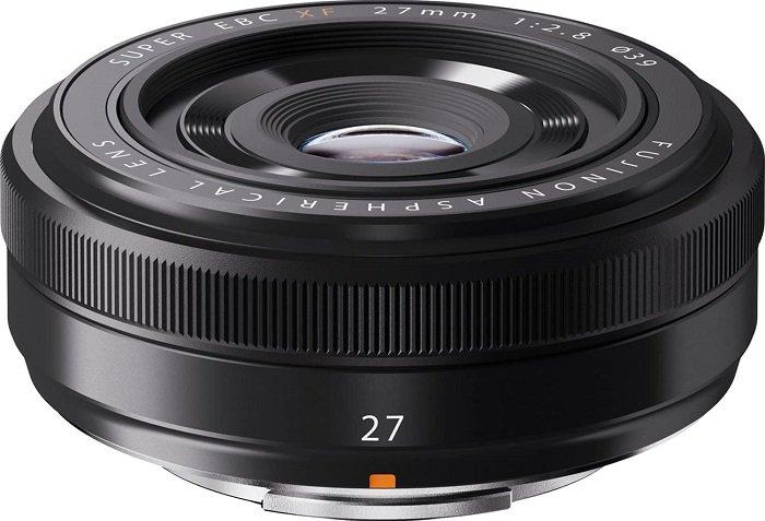 富士侬xf27mm f/2.8定焦镜头-最好的富士X贴装镜头