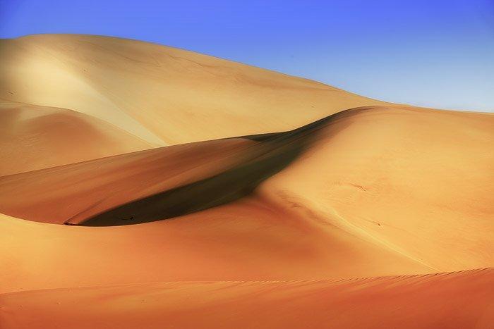 Sand Dunes Nik Color Efex Pro