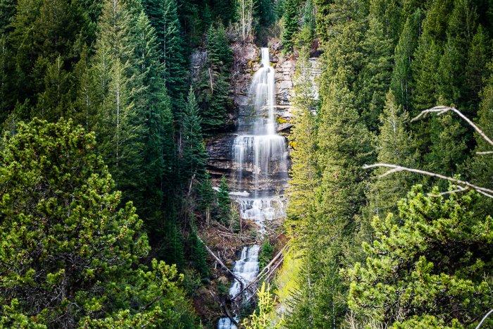waterfall landscape orientation