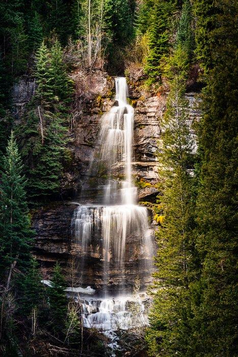 waterfall portrait orientation