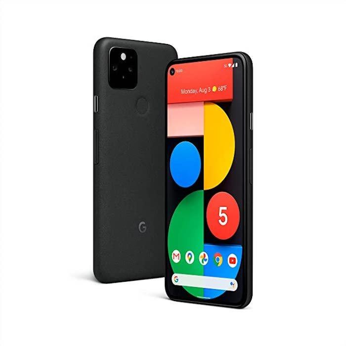 Google Pixel 5 camera phone