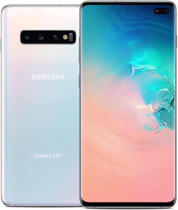 Samsung Galaxy S10 Plus camera phone