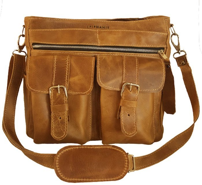 EPIPHANIE Verona camera satchel