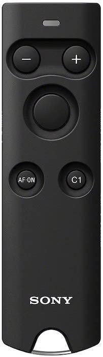 Bluetooth remote for Sony cameras