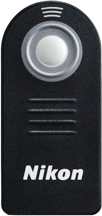 Nikon infrared wireless remote for cameras