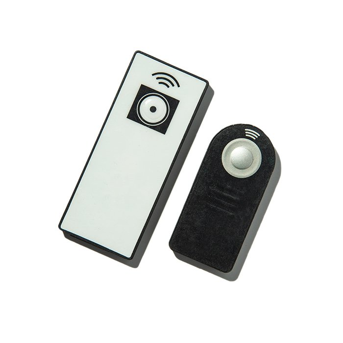 Infrared remote controls