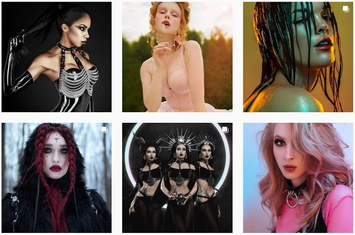Stanislav Istratov Instagram Collection of fantasy photographs