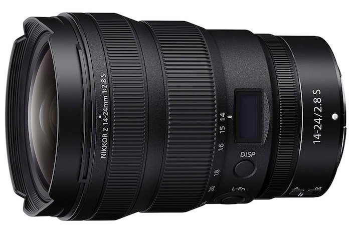 Canon RF 15-35mm f/2.8 IS USM lens for landscape photography