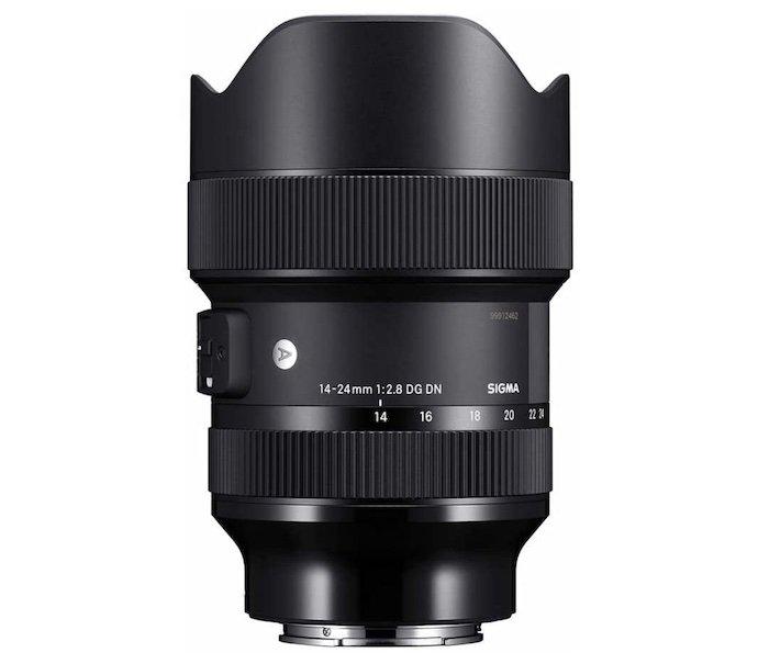 Sigma 14-24mm f/2.8 DG DN lens for landscape photography