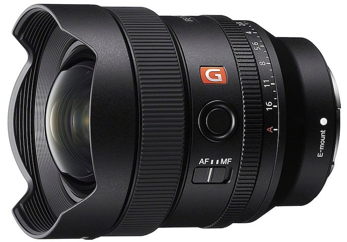 Sony FE 14mm f/1.8 GM lens for landscape photography