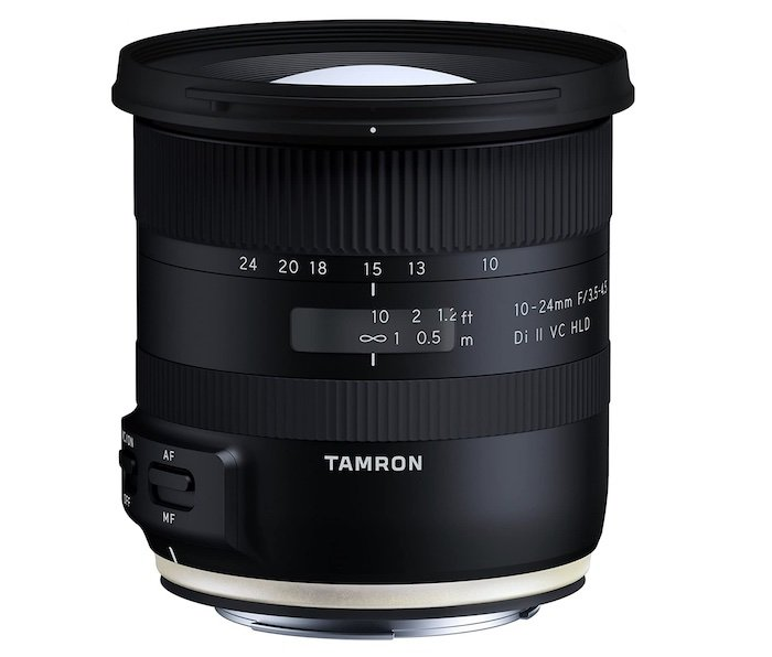 Tamron 10-24mm Di II VC HLD Tamron 10-24mm Di II VC HLD lens for landscape photography