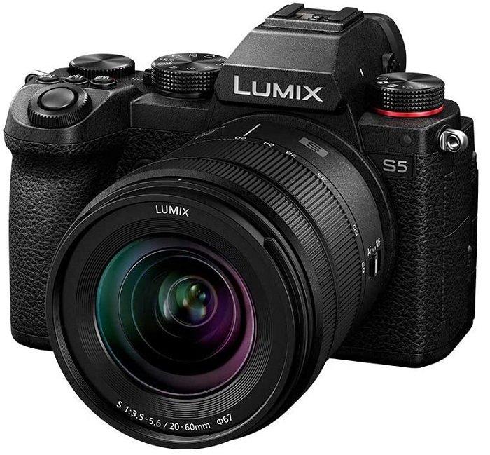 Panason Lumix S5