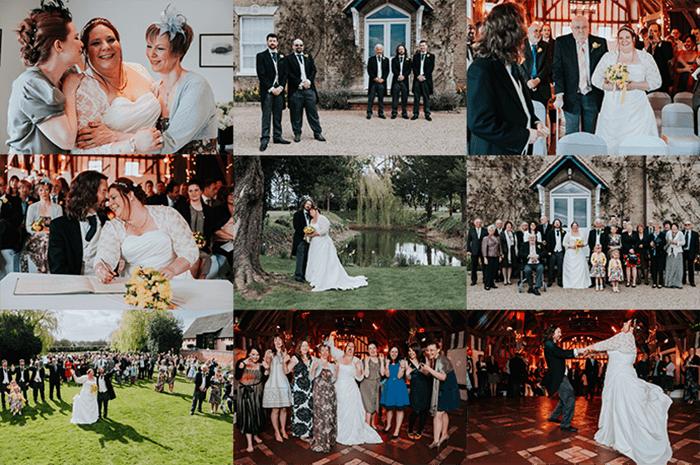 ImagenAI wedding edit Talent Boho