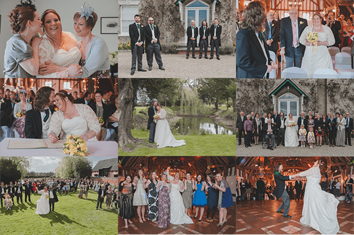 ImagenAI wedding edit Talent Pastel Colours