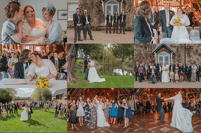 ImagenAI wedding edit Talent Simply Sublime