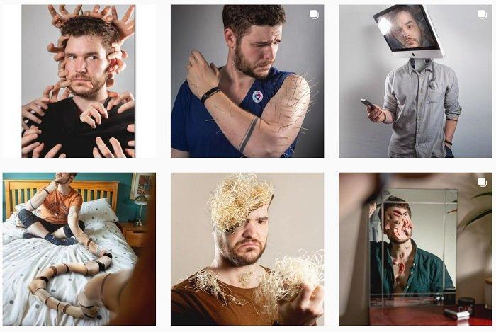 2021 best self portrait photographers ben robins