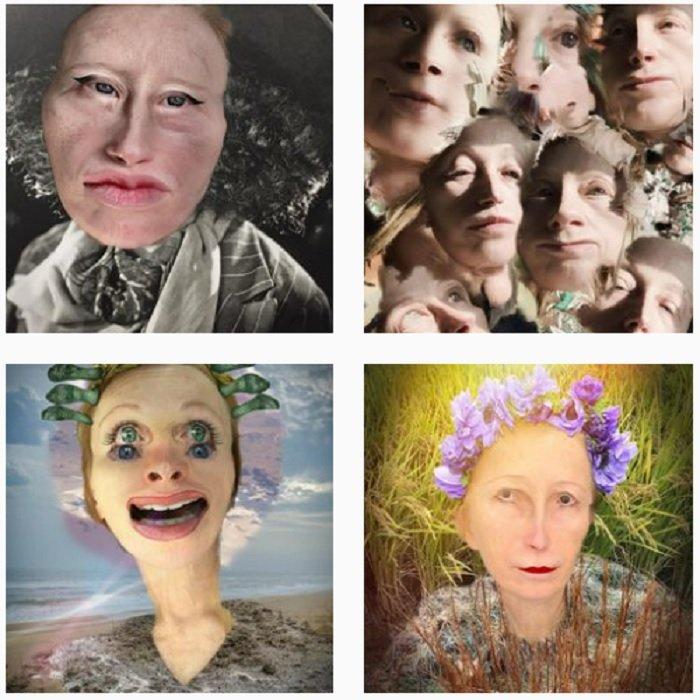 2021 best self portrait photographers cindy sherman