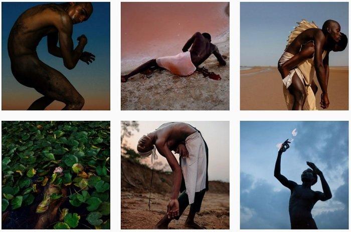 2021 best self portrait photographers david uzochukwu