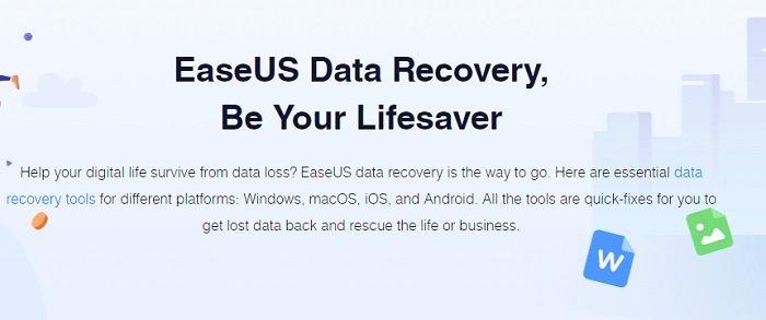 easeus software online advertisement