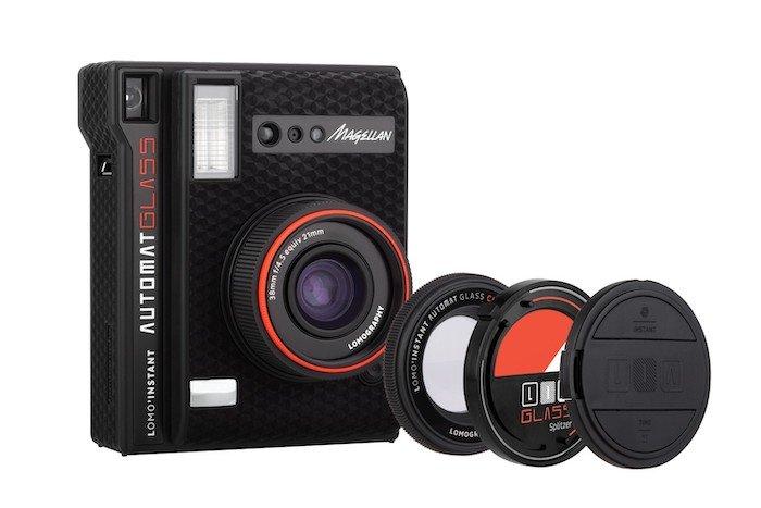 Lomo'Instant Automat Glass instant camera