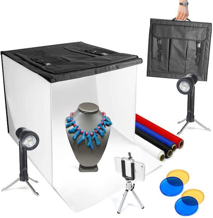 LimoStudio Light tent kit