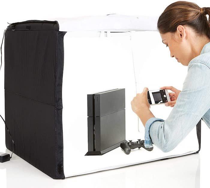 Amazon Basics Photo Box