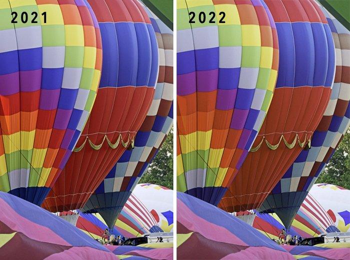 Comparison basic edits on1 photo raw